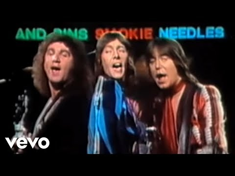 Клип Smokie - Needles and Pins