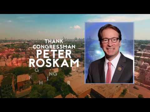 Support for Representative Peter Roskam