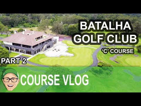 Batalha Golf Club - 'C' Course Part 2