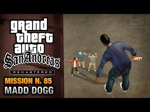 GTA San Andreas Remastered - Mission #85 - Madd Dogg (Xbox 360 / PS3)