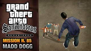 GTA San Andreas Remastered - Mission #85 - Madd Dogg (Xbox 360 / PS3)