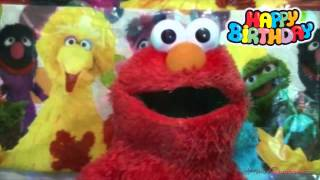 Happy Birthday for my Best Friend - Elmo sings birthday song