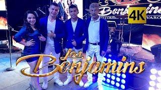 Los Benjamins - Concierto Con El Ritmo y El Sabor 4K
