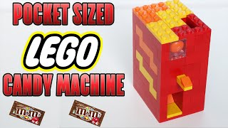 Pocket Sized Lego Candy Machine *m&ms*