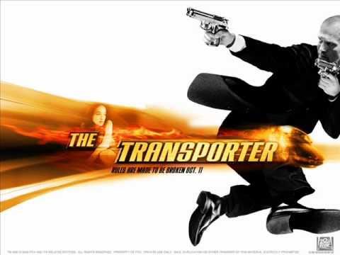 Transporter Soundtrack- The Fighting Man (Kicks Down Door Scene)