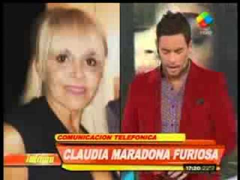 ¿Qué dijo Claudia Villafañe sobre el presunto romance entre Gianinna y el Polaco?