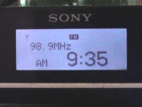 [tropo] 98,9 - Russkoye Radio Minsk, Kalodzishchy, Belarus, 383 km, ID at 6:32, 26th February, 2013