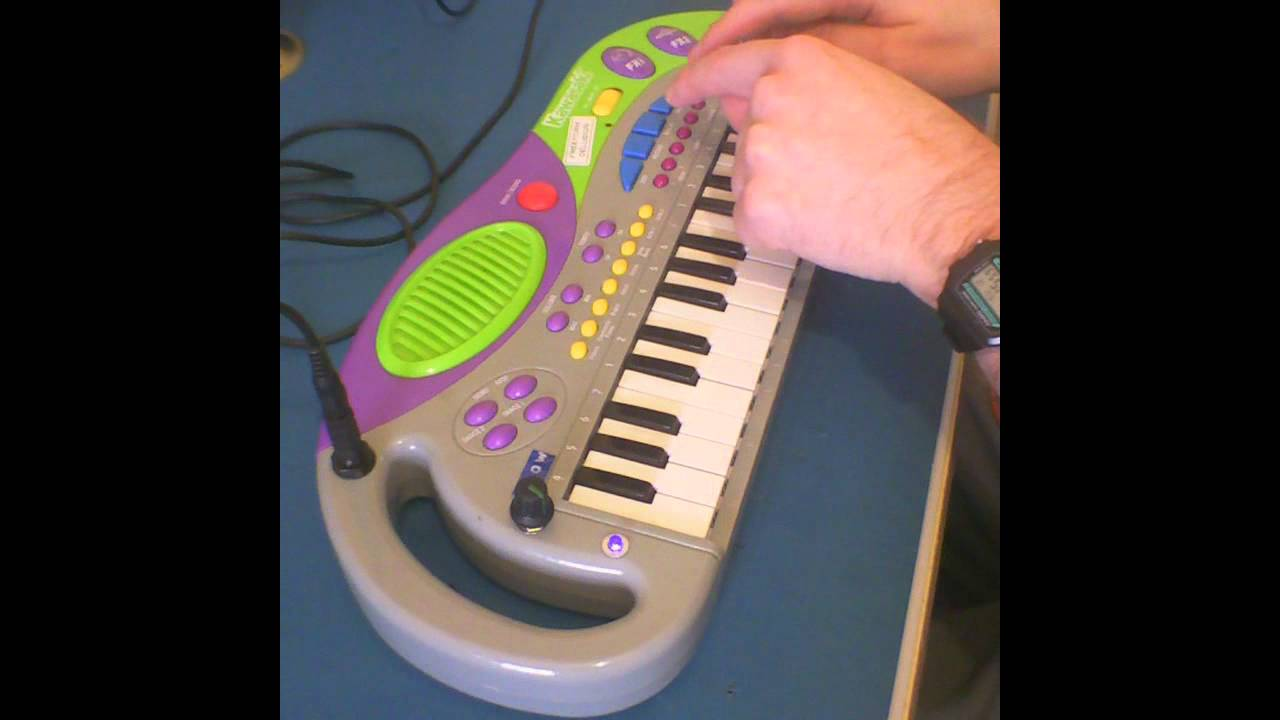 Circuit Bending Keyboards
