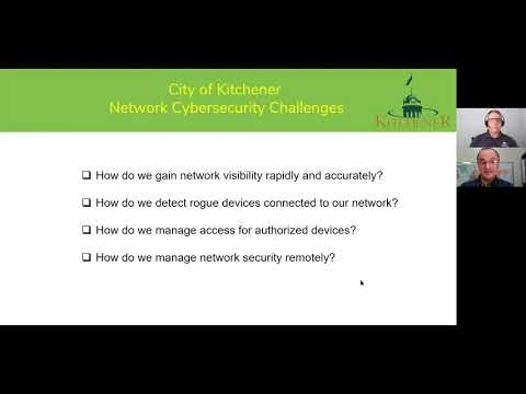 Network Security Challenges Faced by City of Kitchener (CoK)