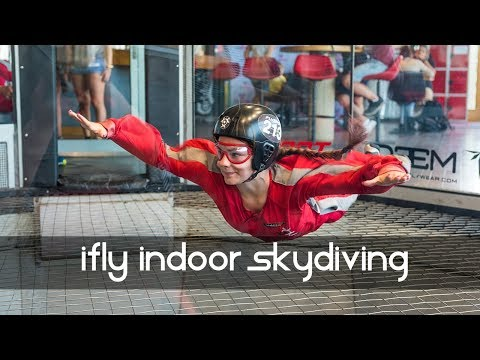 Indoor Skydiving iFLY Westchester Yonkers, New York