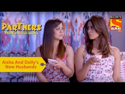 Your Favorite Character | Aisha And Dolly's New Husbands | Partners Double Ho Gayi Trouble thumbnail