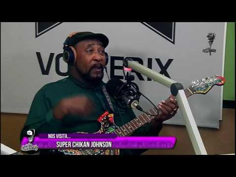 Super Chikan Johnson - #VorterixInterviews