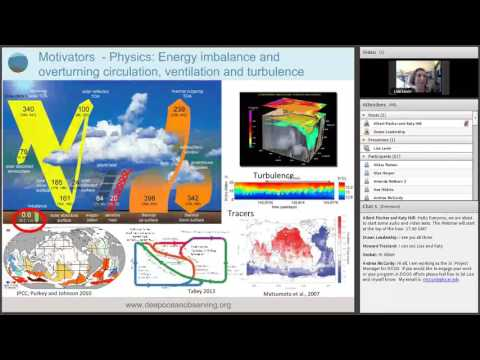 GOOS Webinar Deep Ocean Observing Strategy (DOOS) by Lisa Leven
