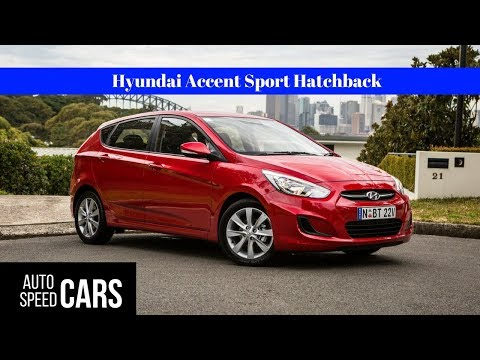 2017 Hyundai Accent Sport hatchback REVIEW