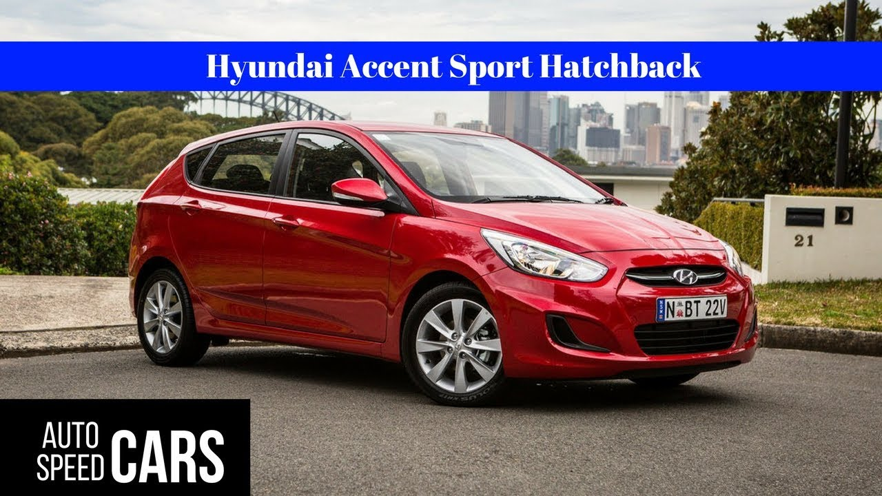 Hyundai Accent Hatchback 2017 Review >> 2017 Hyundai Accent Sport Hatchback Review Youtube