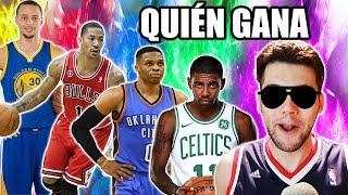 ¿QUIÉN ES MEJOR? TEST NBA MUY DIFÍCIL