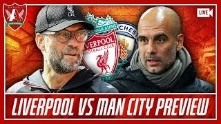 COULD THIS GAME BE A TITLE DECIDER? | Liverpool vs Man City Preview