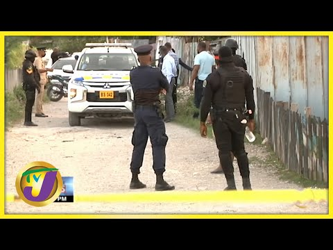 4 Killed in Riverton City, Jamaica Shoot Out | TVJ News - July 20 2021