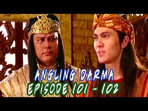 Angling Darma Januari 2017 Episode 101 - 102 Full Episode