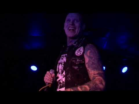 Combichrist - Throat Full Of Glass (Live at Liquid Joe's, 03/02/17)