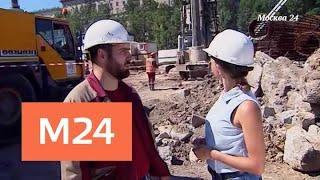 """""""Строительство в деталях"""": Большая кольцевая линия - Москва 24"""