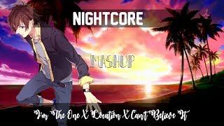 Video 〘Nightcore〙↛ I'm The One X Location X Can't Believe 「Lyrics」「Mashup」 download MP3, 3GP, MP4, WEBM, AVI, FLV Maret 2018