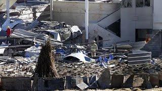 Maternity Hospital In Mexico Explodes