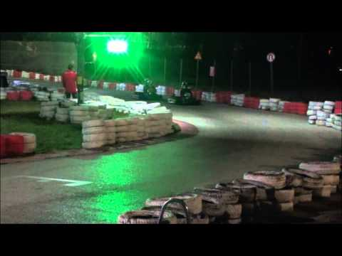F1 Fans Kart Challenge Athens 2015 race 4 Group 2