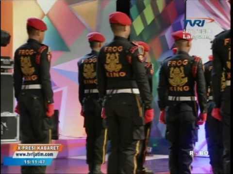 Xpresi Kabaret TVRI SMK Indo Baruna Surabaya Part I