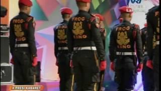 Download Video Xpresi Kabaret TVRI SMK Indo Baruna Surabaya Part I MP3 3GP MP4