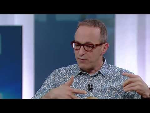 David Sedaris On George Stroumboulopoulos Tonight: INTERVIEW