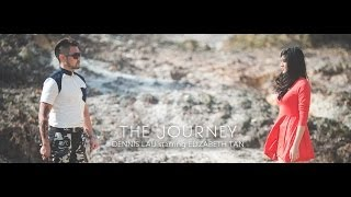 The Journey - Dennis Lau starring Elizabeth Tan (Official Music Video)