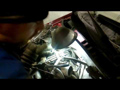 Ремонт рулевой рейки лада гранта своими руками видео