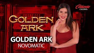 Explora el antiguo Egipto con Golden Ark de Novomatic