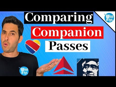 The 4 Best Airline Companion Passes Explained