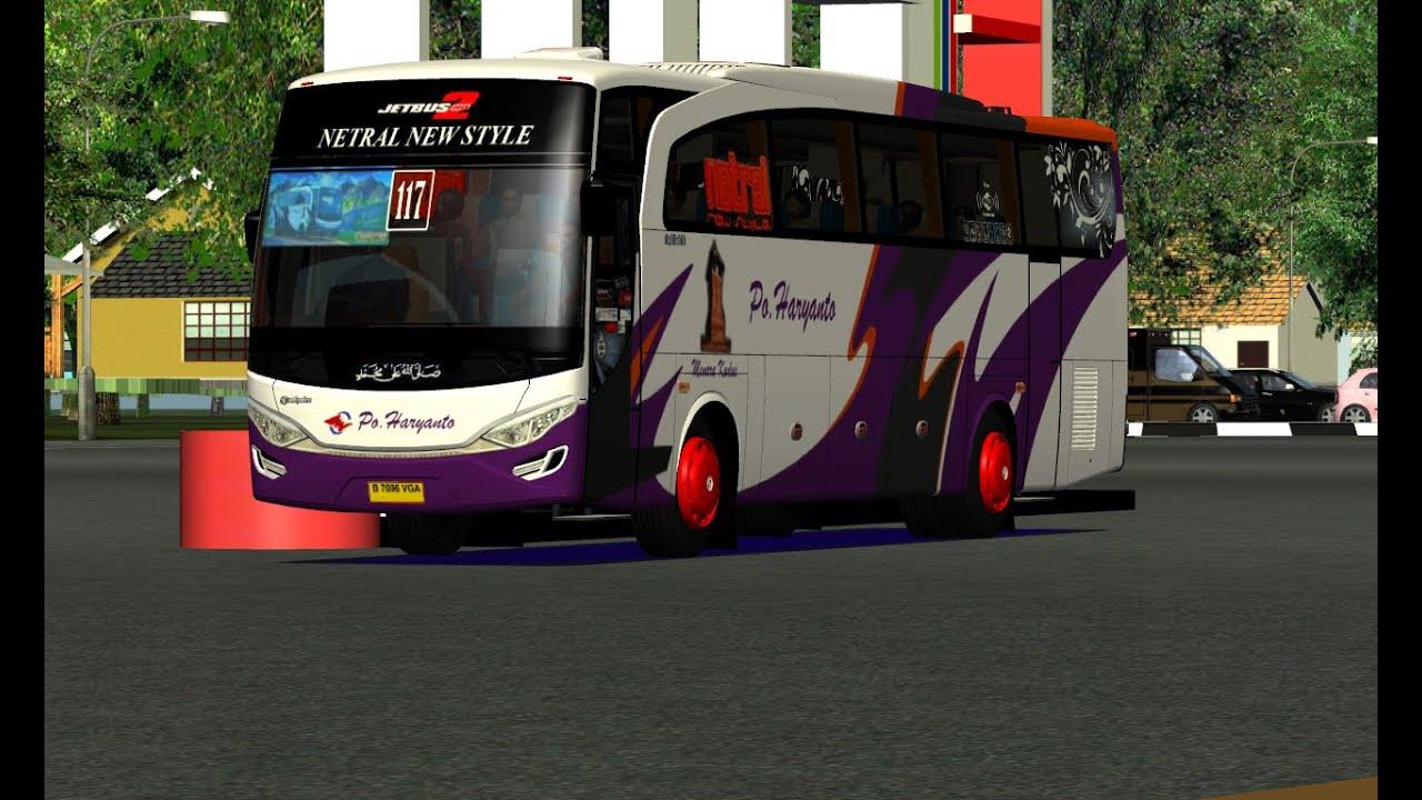 UKTS Po Haryanto HR 117 Netral New Style - YouTube