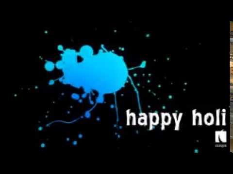 Happy holi animated whatsapp greetings video download.