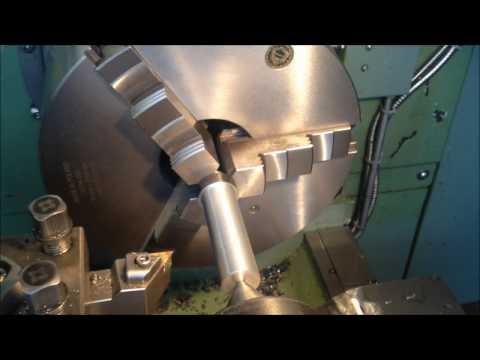 Torna tezgahında basit bir testere kolu nasıl yapılır.