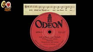 Ich schiess den Hirsch - Odeon Blasorchester mit Gesang