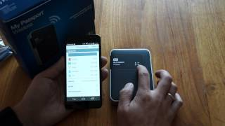 Western Digital My Passport Wireless im Hands-On