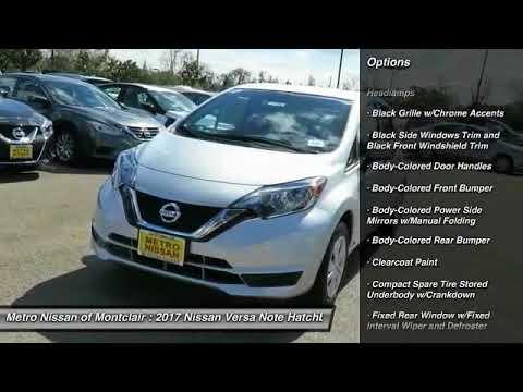2017 Nissan Versa Note 21830