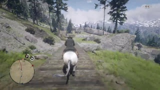 Red Dead redemption 2 online game play. Gold money and 1000xp mission glitch Chilling with friends!