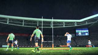 Rugby League Live 3 Official Trailer