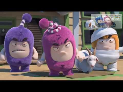 The Oddbods Cartoon: Newt | Jeff | Zee | Pogo | Bubbles| Fuse| Slick | Cartoon For Kids 2