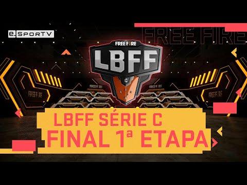AO VIVO! FINAL da LBFF 2020 - Srie C  VALE VAGA NA ELITE! | e-SporTV