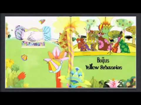 the yellow submarine magic book youtube. Black Bedroom Furniture Sets. Home Design Ideas