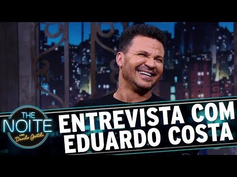 Entrevista com Eduardo Costa | The Noite (15/11/17)
