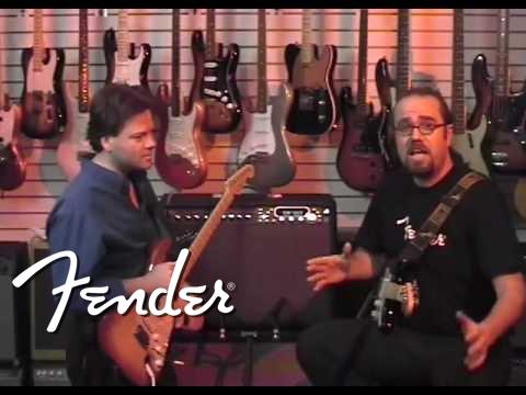 Fender® Cyber-Twin® SE Demo Part 2 | Fender