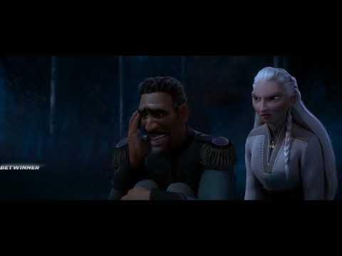 Холодное сердце 2 (Frozen 2)-  Олаф рассказывает историю Анны и Эльзы