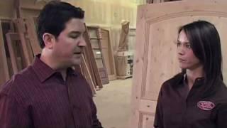 Coastal Wine Cellar Door: Hand Carving & Distressing